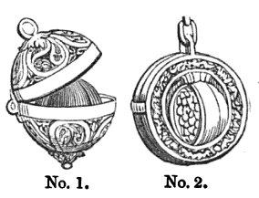 Illustration pomme d'ambre