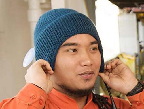 Tricoter un bonnet péruvien