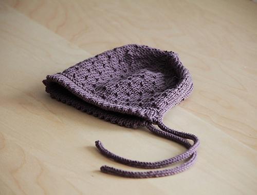 Tricoter un bonnet Béguin