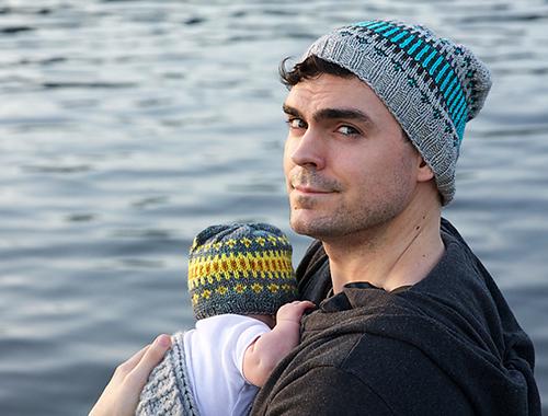 Tricoter un bonnet torsade tricoté Northward par tincanknits